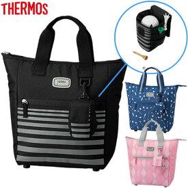 サーモス THERMOS 保冷ラウンドトートバッグ/REU-001