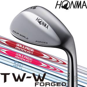 ホンマ 本間 ツアーワールド HONMA TOUR WORLD TW-W FORGED ウェッジ 【NSPRO950GH / MOUDUS TOUR 105 120 モーダス】 ※2017年モデル