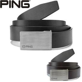ピンアパレル PING ヒューズ ベルト Hughes Belt メンズ 全2色 p03206