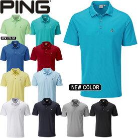 ピン PING ゴルフウェア リンカーン-J2半袖ポロシャツ LINCOLN-J2 2020モデル メンズ S-XL 全11色 34595