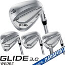 ピン ゴルフ グライド3.0 ウェッジ ゼロス7 ZELOS7 スチールシャフト PING GLIDE3.0 WEDGE ※左用あり※