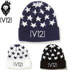 V12ヴィトゥエルヴスターニットキャップSTARKNIT-CAP男女兼用