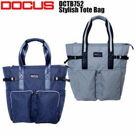 ドゥーカス DCTB752 スタイリッシュ トートバッグ DOCUS ゴルフバッグ