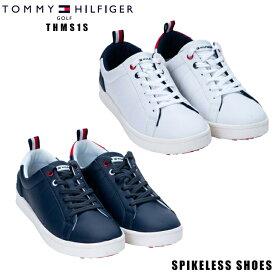 トミーヒルフィガー TOMMY HILFIGER THMS1S スパイクレス ゴルフシューズ ローカット SPIKELESS LOW CUT SHOES