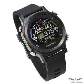 イーグルビジョン EV-933 Watch ACE 腕時計型GPSゴルフナビ EAGLE VISION ウォッチ エース 朝日ゴルフ 高低差 防水 高性能 GPS 時計