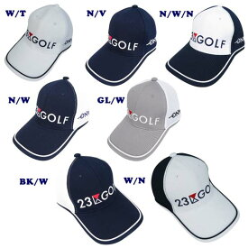 【PREMIUM SALE】23区GOLF・スポーツラインメッシュキャップ大きめサイズもあります。【HT1PKW-0801・0802】【GOLFLINE】【GOLFLINE-WEAR】
