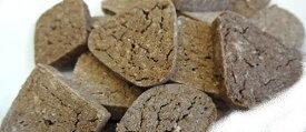 お試しセール! 無添加 国産 犬のおやつ 北海道産 鹿しかクッキー 鹿クッキー ジャーキー好きに!鹿肉クッキー 80g (ブラックウッド)シカ エゾシカ