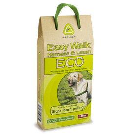 ECO イージーウォークハーネス  S〜L  ハーネス&リードセットEasy Walk Harness ECO PREMIER社 正規品!!イージーハーネス