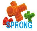 新発売!大型犬用 おもちゃ SPRONG スプロング ジャック ふにゃつよボール好きに♪5000円(税抜)以上送料無料