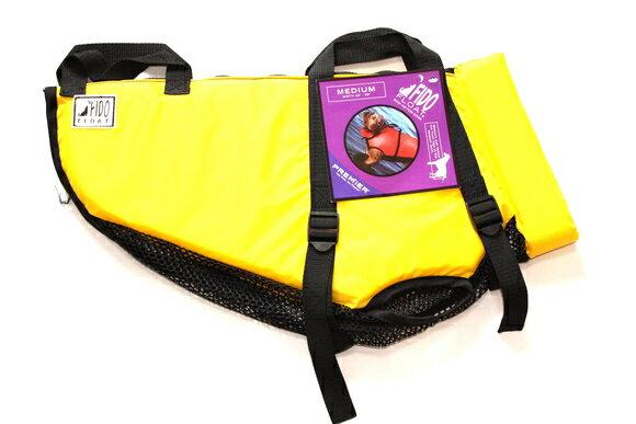 夏応援セール! 犬用 ライフジャケット プレミア社 Fido Float  XXS(TINY)サイズ (PREMIER) ライジャケ 救命 海 プール 夏