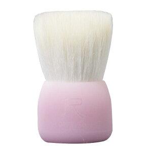 熊野筆「尺」洗顔ブラシ 桃(ピンク)