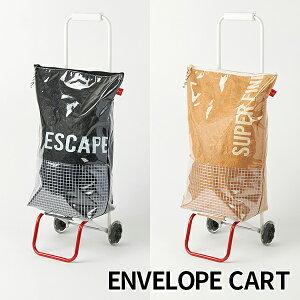【エンベロープ】 ショッピングカート ARCHIE タイペック おしゃれ キャスター バッグ 折りたたみ キャリーバッグ キャリーカート ポケット お買い物 旅行 カート アウトドア 送料無料