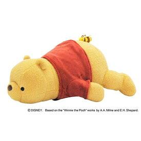 Sサイズ プー プーさん くまのプー クラシックプー classic pooh Winnie the Pooh Disney ディズニー クラシック ハチ キャラクター 抱きまくら 抱き枕 クッション ぬいぐるみ もちもち ふわふわ かわいい プレゼント ギフト ネムネム ねむねむ nemunemu りぶはあと