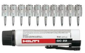 HILTI ヒルティ GX120用 ガスピン X-GHP 18MX + ガス
