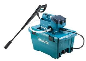 マキタ MHW080DPG2 充電式高圧洗浄機 36V(18V+18V) makita