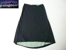 05年■パタゴニアリバーシブルバイタリティスカート 黒(W-S)女性■返品不可■