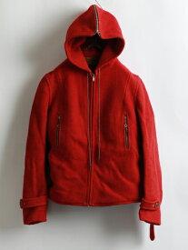 30's ★ Chippewa チペワ ウール スキー スーツ ジャケット セットアップ ( メンズ 男性 S程 ) 30年代 ビンテージ 古着 赤 パーカー パンツ