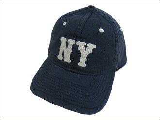 BLUE MARLIN/蓝色马林复古棒球盖子纽约高地人1903