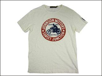"""约翰逊电机 Johnson 电动机 T 恤""""Johnson 结""""肮脏的白色 Johnson 汽车 t 恤"""