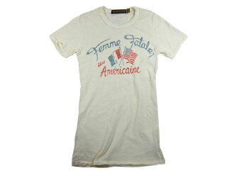 "JOHNSON MOTORS/约翰逊马达S/S T恤""famufataru""女士"