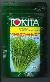 サラダからし菜 2dl トキタ種苗