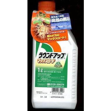 農薬 除草剤ラウンドアップマックスロード1L