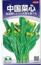 野菜種 葉物 中国菜心 9ml サカタのタネ 食彩