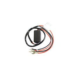 【送料無料】 LEDデイライト 自動点灯ユニット 自動点灯キット 12V 24Wまで 【エンジン連動 電源連動 点灯 デイランプ 連動 常時 バッテリーと繋ぐだけ 接続 配線 リレー ハーネス コード ケーブル フォグランプ】