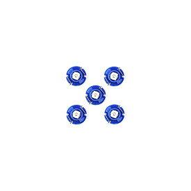 【メール便送料無料】 エアコンパネルLED ストリーム RN6 RN7 RN8 RN9 H18.7〜 ブルー/青 エアコンLED ホンダ オート・デジタル表示【T3 T4.2 T4.7 T5 インテリア パネル バルブ ライト AC 電球 ランプ 内装 イルミ ドレスアップ】
