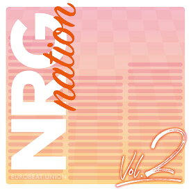 NRG nation VOL.2 -Eurobeat Union-