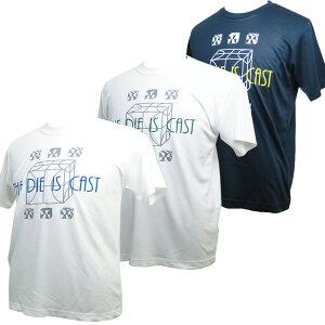 バスケットボール Tシャツ 「THE DIE IS CAST〜サイは投げられた〜」 バスケTシャツ バスケットボール ウェア 練習着 ドライTシャツ ミニバス ジュニアサイズあります