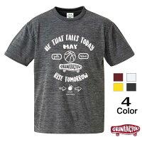 バスケットボールtシャツ「Skateboard★ナナコロビヤオキ★」半袖4col