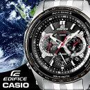 CASIOEDIFICE腕時計エディフィス電波ソーラーメンズ腕時計うでどけい世界6局受信電波時計EQW-M710DB-1A1マルチバンド6クロノグラフ