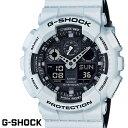 G-SHOCK CASIO 腕時計 メンズ GA-100L-7A デジアナ デジタル アナログ BIG FACE ブランド うでどけい クロノグラフ G…