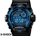 G-SHOCK ジーショック メンズ 腕時計 G-8900A-1 ブラック ブルー スタンダードモデル CASIO うでどけい G−SHOCK