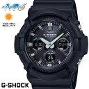 CASIO G-SHOCK 電波ソーラー GAW-100B-1A Gショック アナログ デジタル 腕時計 メンズ ブラック 電波 ソーラー カシオ