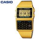【10月29日まで エントリーでポイント5倍】【送料無料】チープカシオ データバンク DATA BANK 腕時計 CASIO DBC-611G-…