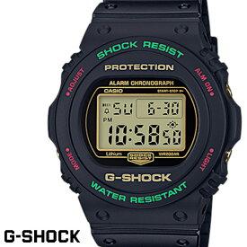 【送料無料 あす楽対応】G-SHOCK ジーショック 腕時計 並行輸入品 メンズ men's レディース Ladies デジタル DW-5700TH-1 ブラック レッド グリーン