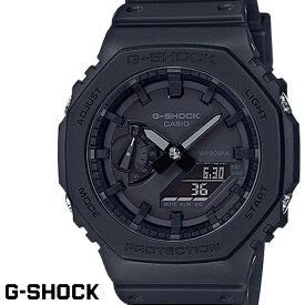 CASIO G-SHOCK ジーショック メンズ 腕時計 GA-2100-1A1 ブラック 黒 カーボンコアガード構造