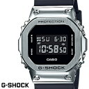 G-SHOCK ジーショック 腕時計 うでどけい メンズ men's GM-5600-1 デジタル ブラック シルバー メタル