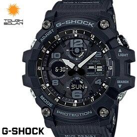 G-SHOCK Gショック MUDMASTER マッドマスター 腕時計 メンズ タフソーラー 海外限定モデル GSG-100-1A ブラック
