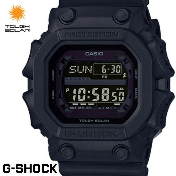 G-SHOCK CASIO メンズ ジーショック カシオ GX-56BB-1 タフソーラー搭載 ブラック 黒