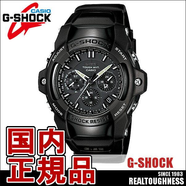 CASIO G-SHOCK ジーショック メンズ 腕時計 GS-1400B-1AJF 電波ソーラー ブラック