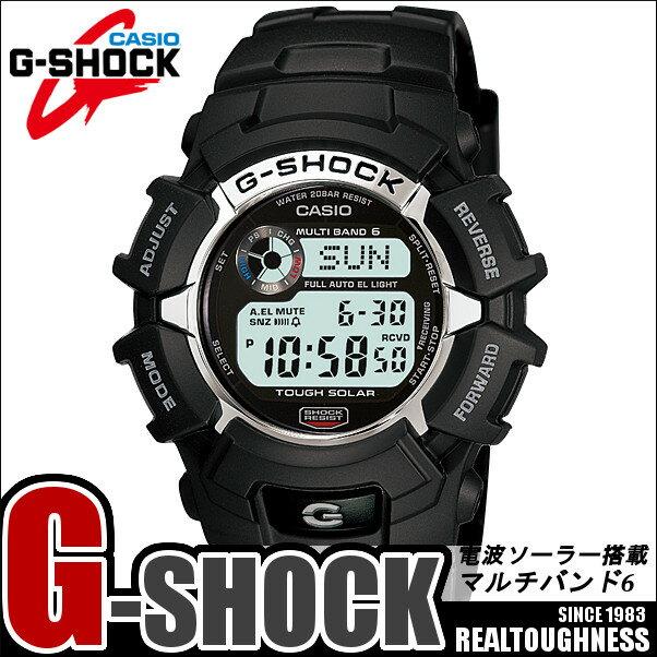 G-SHOCK ジーショック メンズ 腕時計 GW-2310-1 電波ソーラー スタンダードモデル ブラック CASIO うでどけい G−SHOCK