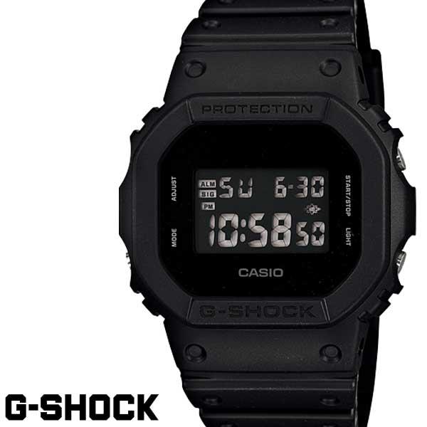 【送料無料 あす楽対応】G-SHOCK ソリッドカラーズ ジーショック 腕時計 うでどけい メンズ men's レディース Ladies レディース デジタル ブラック DW-5600BB-1 G−SHOCK