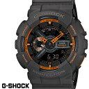 G-SHOCK ジーショク GA-110TS-1A4 腕時計 CASIO Gショック G−SHOCK デジタル アナログ メンズ デジアナ クロノグラフ…