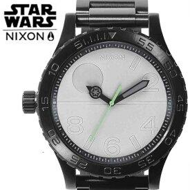 【海外正規品】【送料無料】【あす楽】【NIXON×STAR WARS】二クソン NIXON STAR WARS スターウォーズ ブラック A172SW 2383-00