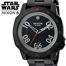【海外正規品】【送料無料 あす楽】【NIXON STAR WARS】二クソン NIXON STAR WARS スターウォーズ ブラック a506 sw2444 00