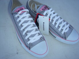 ★CONVESE ALL STRE AS`S OX NO-1R680 GRAY/SHEL PINK 。