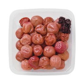 【送料無料】紀州南高梅 農家の梅 しそ漬け1kg 652-40【減塩 おすすめ お弁当 国産 日本 ギフト プレゼント】